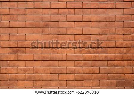 Brick wall color