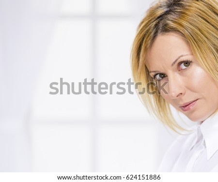 Forty years woman #624151886