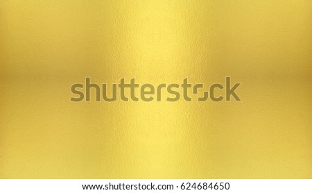 Gold texture background with reflection #624684650