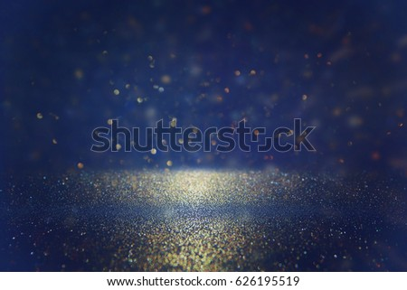 glitter vintage lights background. defocused. Royalty-Free Stock Photo #626195519