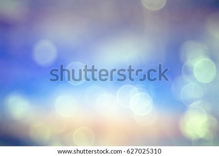 Blurred bokeh background design glare light watercolor