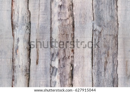 Gray old wood fence gray boards. Seamless texture for 3d modeling Natural vertical pattern, qualitative.