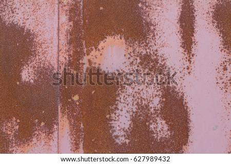 Rust texture #627989432
