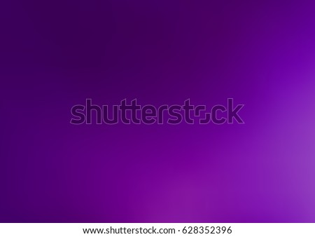 Light Purple vector blurred background with glow. Art design pattern. Glitter abstract illustration with elegant bright gradient design.