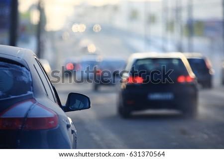 car street road traffic transport #631370564
