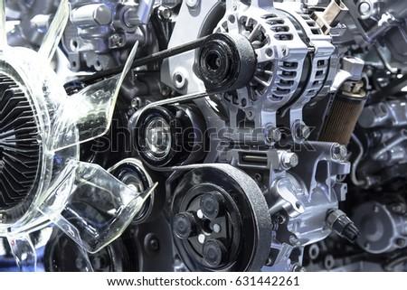 Engine car #631442261