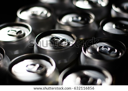 Beer cans #632116856