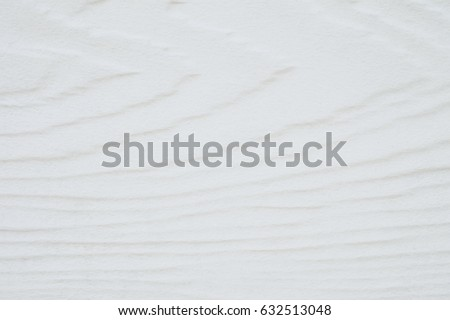 Closeup surface wood pattern at white wood board at the wall texture background #632513048