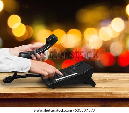 Telephone. #633537599