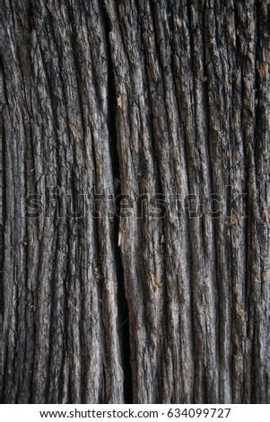 Tree pattern wooden #634099727