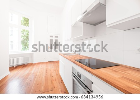 white kitchen #634134956