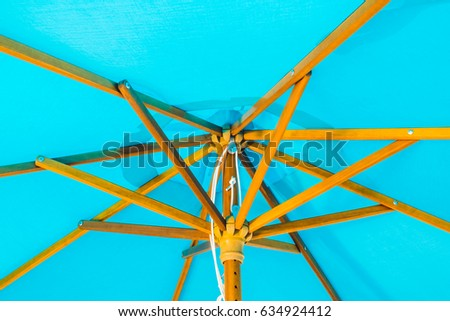 Colorful Umbrella textures for background #634924412