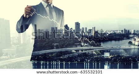 Financial business services Royalty-Free Stock Photo #635532101