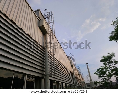 Fire escape for industrial #635667254