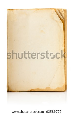 Macro of old book pages. Shallow DOF #63589777