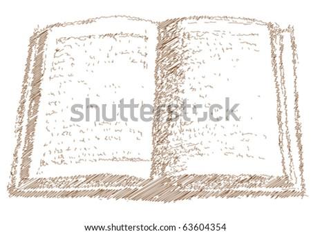 open book #63604354