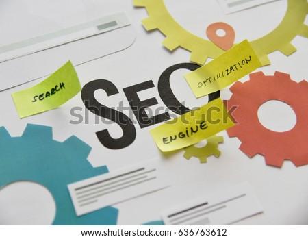SEO for website, app, e-commerce, social media, networking, internet marketing.