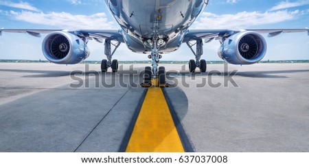 turbines of an aircraft #637037008