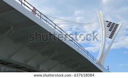 New  bridge flaiano in pescara #637618084