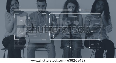 Social Platform Internet Content Graphic Royalty-Free Stock Photo #638205439