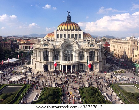 Travel in Mexico #638737813