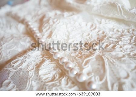 wedding dress detail #639109003