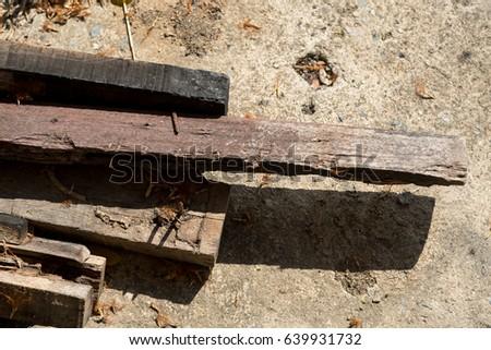 wood #639931732