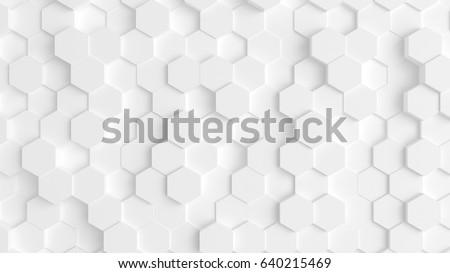 White background texture. 3d illustration, 3d rendering.
