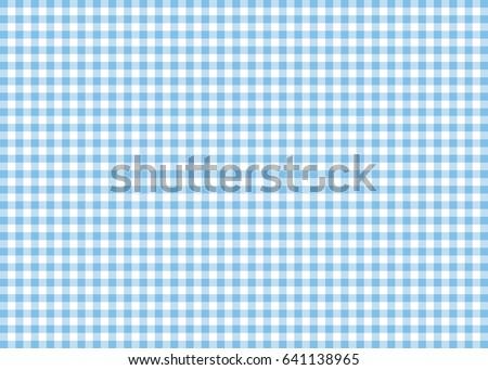 Light Blue Gingham Pattern Background