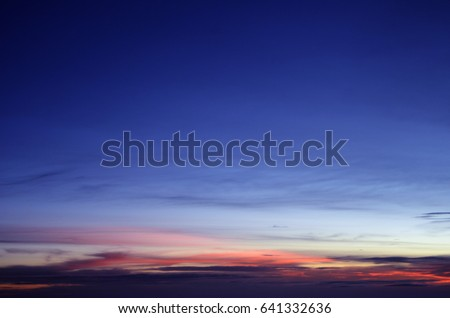 sky night #641332636