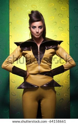 Star trek woman