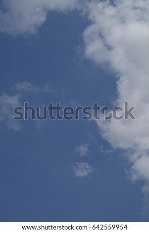 Clouds in the sky #642559954