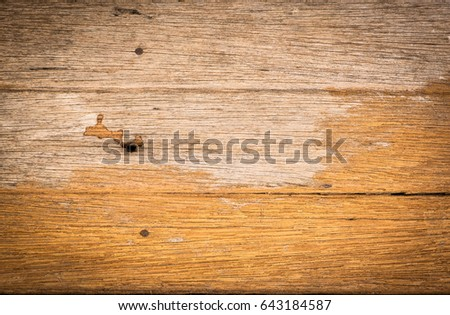 Old brown wooden boards, background #643184587