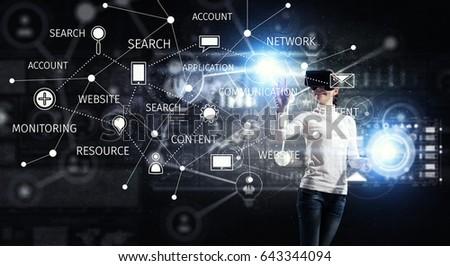 Most impressive entertainment technologies. Mixed media . Mixed media #643344094
