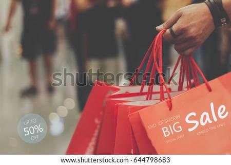 Sale banner design / Super Sale, special offer banner, up to 50% off  / soft focus picture / Vintage concept