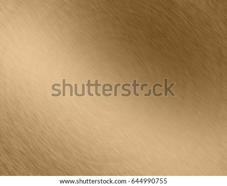 Abstract gold metal background #644990755