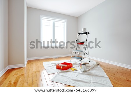 House renovation Royalty-Free Stock Photo #645166399