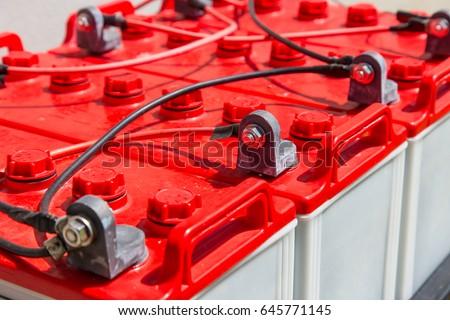 Power storage batteries, solar cells,Battery Connector,Solar Battery,Battery backup power. #645771145
