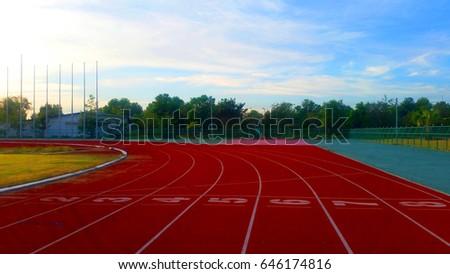 running track #646174816
