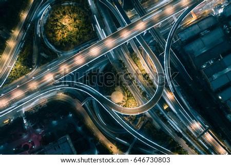 highway traffic #646730803