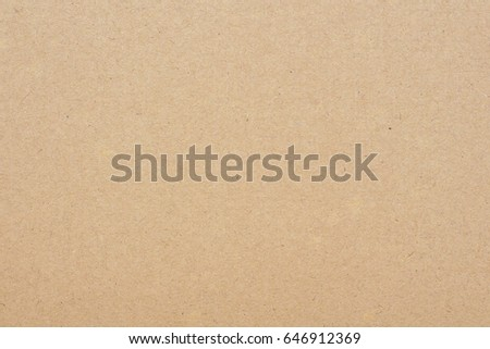 Paper texture light rough textured spotted blank copy space background in brown #646912369