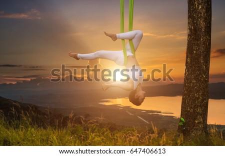 fly-yoga  #647406613