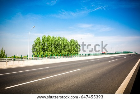 Forest road #647455393