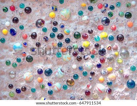 Marbles texture. #647911534