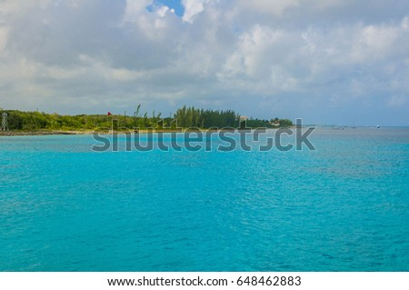 Cozumel island #648462883