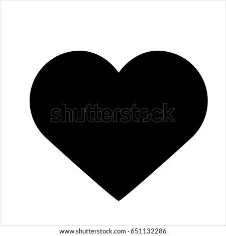 heart - Vector icon