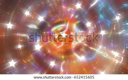 abstract shiny orange background. illustration digital. #652415605