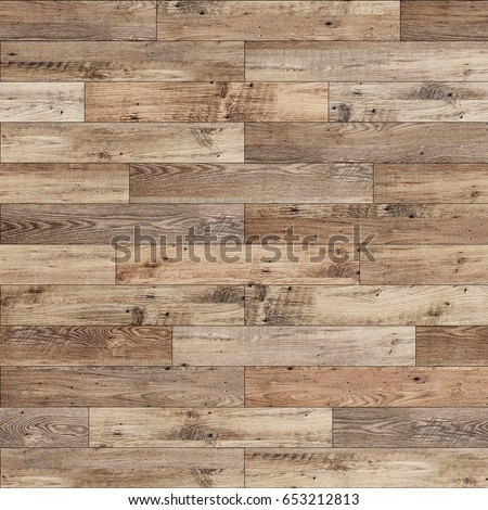 Seamless wood parquet texture (linear common) #653212813