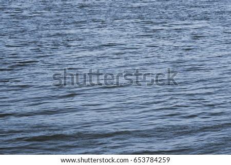 Blue waves #653784259
