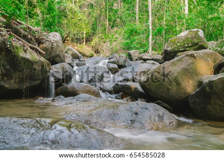 Waterfall #654585028